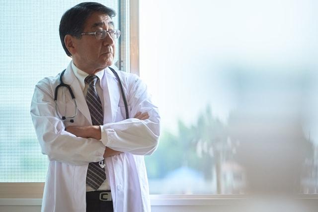 定年後を考える医師