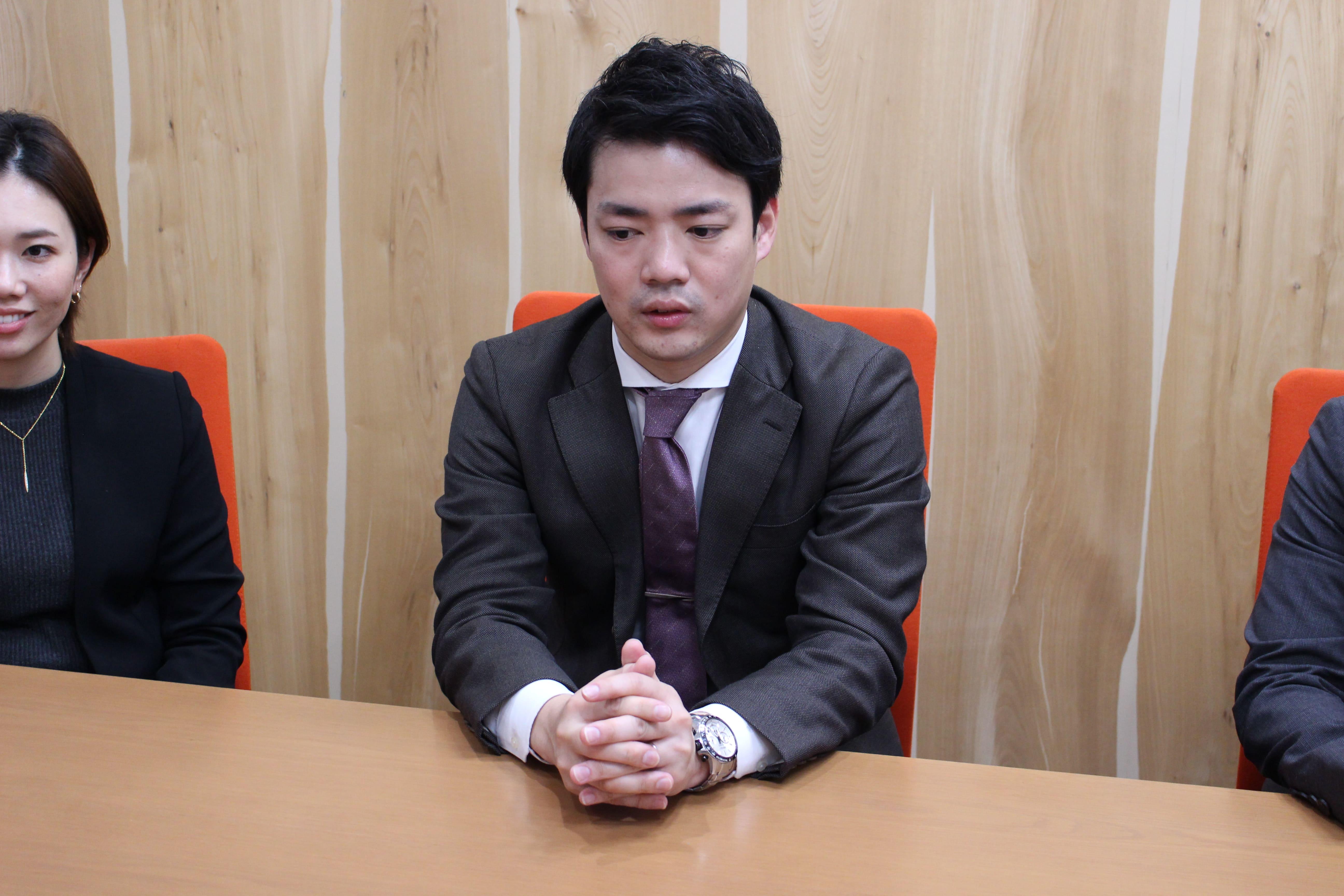 マイナビエージェントの山田さん2
