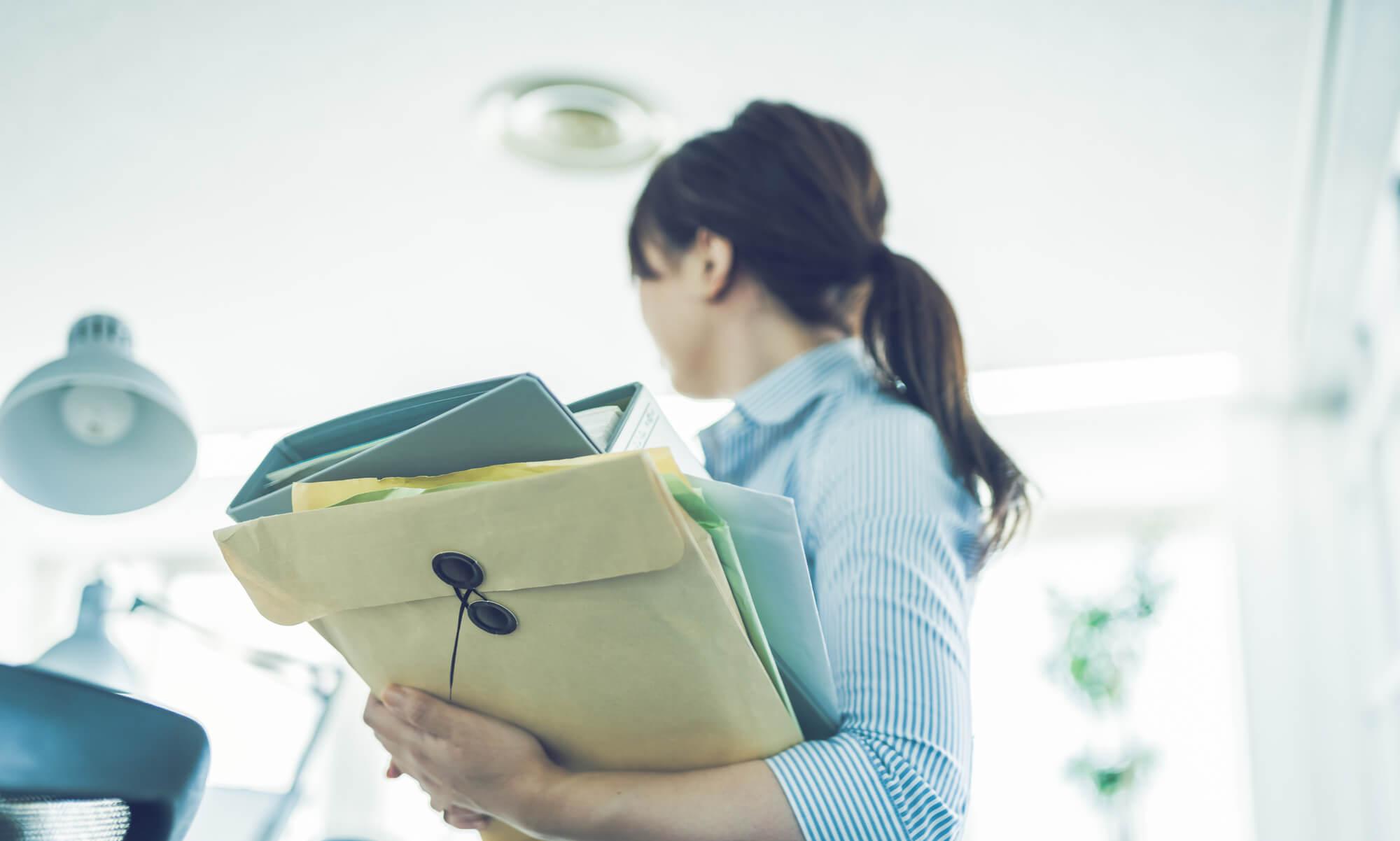 30代女性の転職