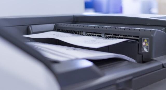 職務経歴書の用紙サイズ