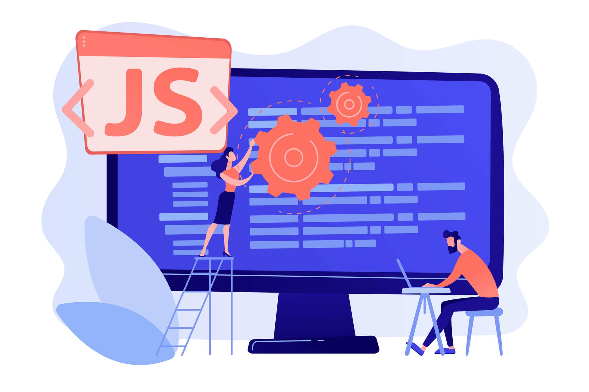 Javascriptのイメージ