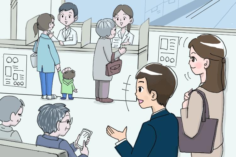 薬剤師派遣 職場見学