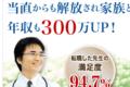 【医師転職】医師転職ドットコム(株式会社メディウェル)の評判