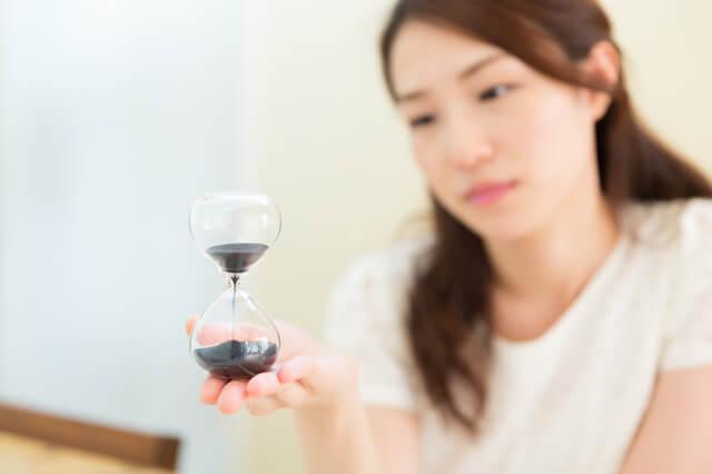 時間制限のイメージ