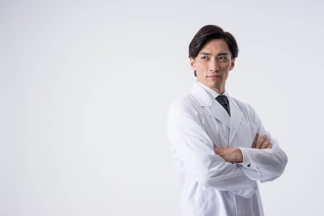 エリート男性薬剤師