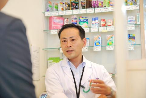薬剤師の医療現場