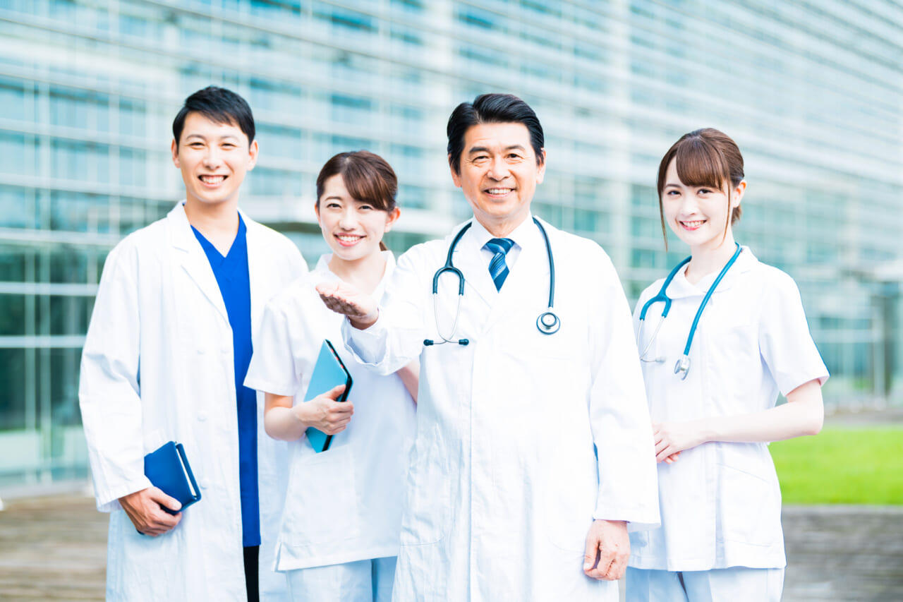 チーム医療の中の薬剤師