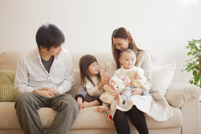 薬剤師 家族
