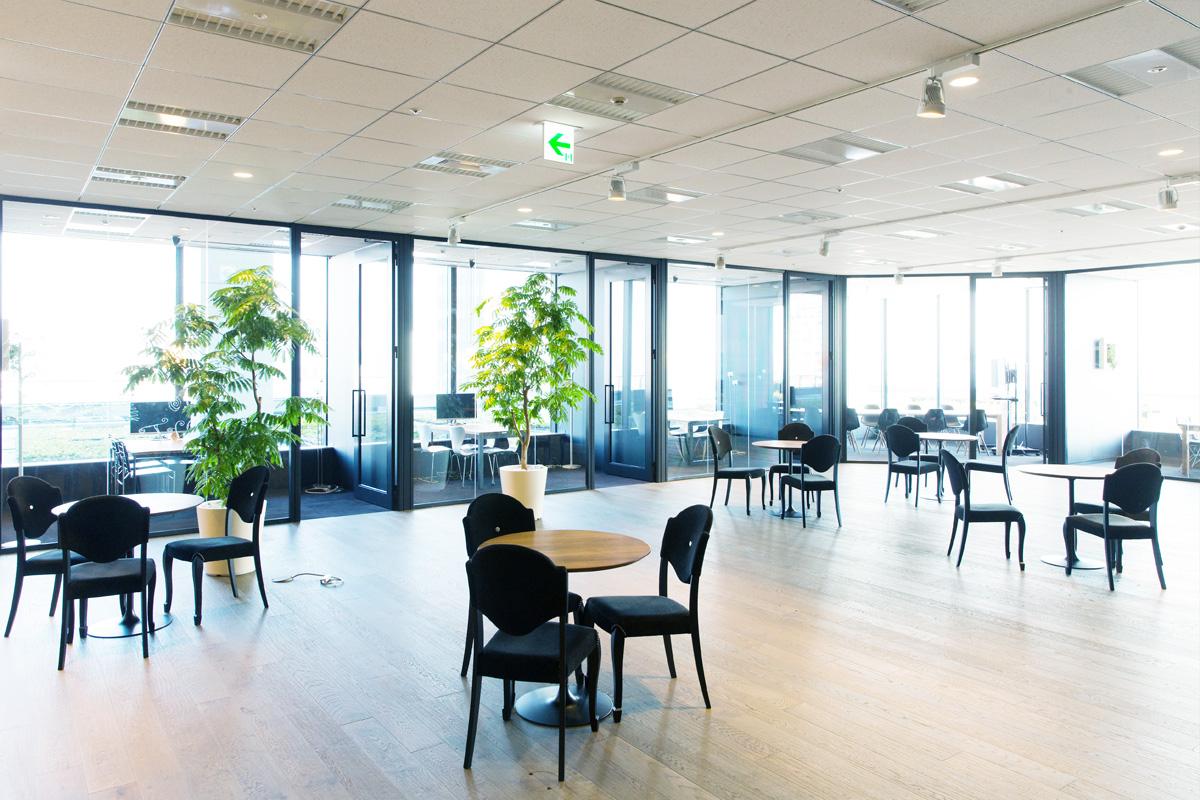 レバレジーズのオフィス画像
